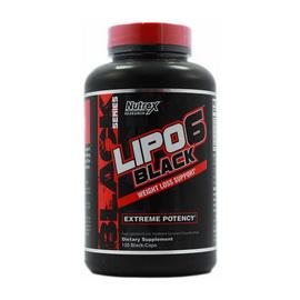 Lipo 6 Black Int. (120 caps)