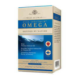 Full Spectrum Omega (120 softgels)