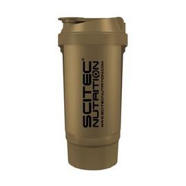 Scitec Shaker 500 Travel Gold (500 ml)