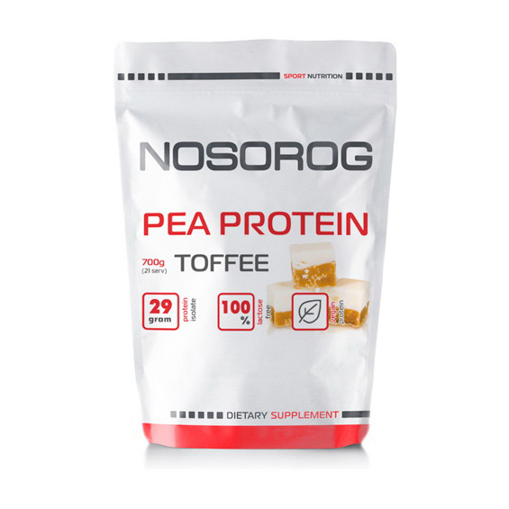 Pea Protein Isolate (700 g)