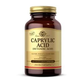 Caprylic Acid (100 veg caps)