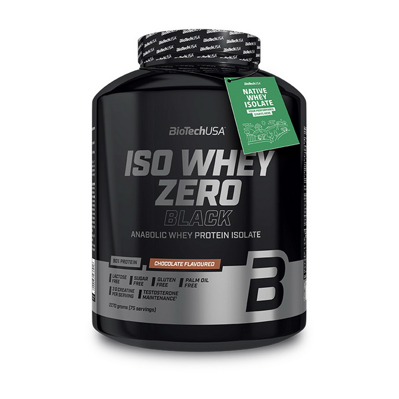 Iso Whey Zero Black (2,27 kg)