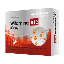 Witamina B12 (30 tabs)