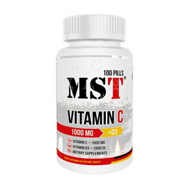 Vitamin C 1000 mg (100 pills)