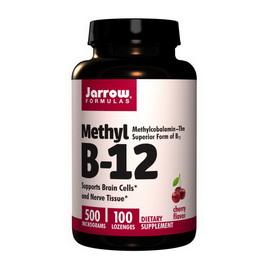 Methyl B-12 500 mcg (100 lozenges)
