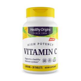 Vitamin C 1000 mg (30 tabs)