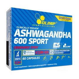 Ashwagandha 600 Sport (60 caps)