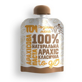 Арахисовое масло Классическое (1 x 64 g)