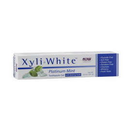 XyliWhite Toothpaste Gel with Baking Soda (181 g)