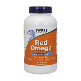 Red Omega (180 softgels)