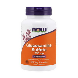 Glucosamine Sulfate 750 mg (120 veg caps)