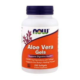 Aloe Vera Gels (250 softgels)