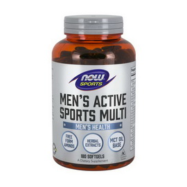 Men's Active Sports Multi (180 softgels)