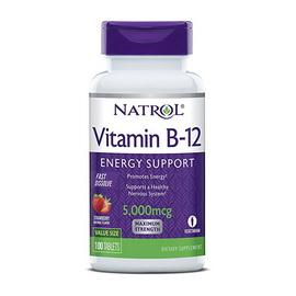 Vitamin B-12 5000 mcg (100 tabs)