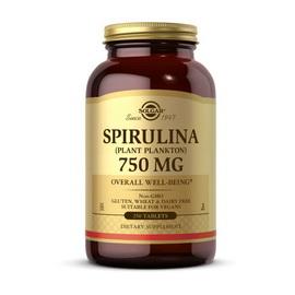 Spirulina 750 mg (250 tabs)