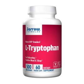 L-Tryptophan 500 mg (60 veg caps)