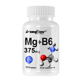 Mg+B6 375 mg (100 tabs)