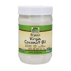 Virgin Coconut Oil Organic (591 ml)