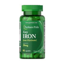 Easy Iron 28 mg (90 caps)