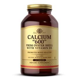 Calcium 600 with Vitamin D3 (240 tabs)