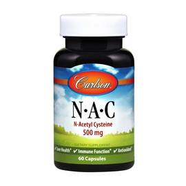 NAC 500 mg (60 caps)