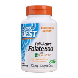 Fully Active Folate 800 mcg (60 veg caps)