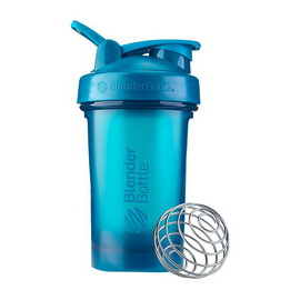 Blender Bottle Classic Ocean Blue (600 ml)
