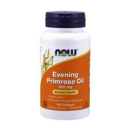 Evening Primrose Oil 500 mg (100 softgels)