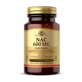 NAC 600 mg (30 veg caps)