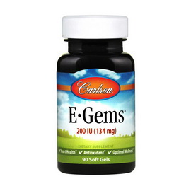 E-Gems 200 IU (134 mg) (90 softgels)