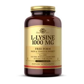 L-Lysine 1000 mg (250 tabs)