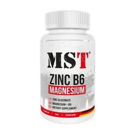 Zinc Magnesium B6 (60 veg caps)