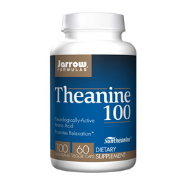 L-Theanine 100 mg (60 veg caps)