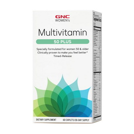 Women's Multivitamin 50 Plus (60 caplets)
