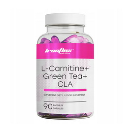 L-Carnitine + Green Tea + CLA (90 caps)