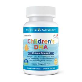 Children`s DHA (180 mini softgels)
