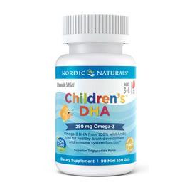 Children`s DHA (90 mini softgels)