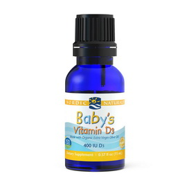 Baby's Vitamin D3 400 IU (10 mcg) (11 ml)