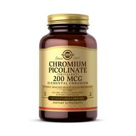 Chromium Picolinate 200 mcg (90 veg caps)