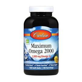 Maximum Omega 2000 mg (180 softgels)