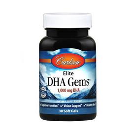 Elite DHA Gems 1000 mg (30 softgels)