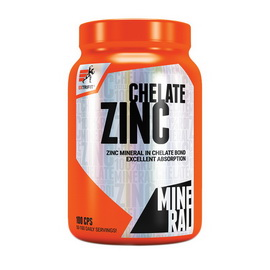 Zinc Chelate (100 caps)