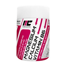Magnesium Calcium Vitamin B6 (90 tabs)