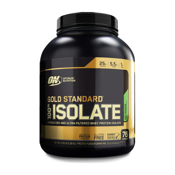 100% Gold Standard Isolate (2,36 kg)