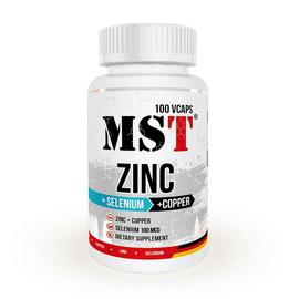Zinc + Selenium + Copper (100 veg caps)