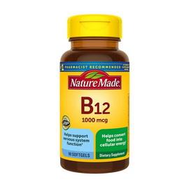 Vitamin B12 1000 mcg (90 softgels)