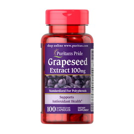 Grapeseed Extract 100 mg (100 caps)