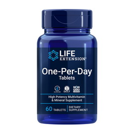 One-Per-Day Tablets (60 tabs)