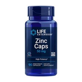 Zinc Caps 50 mg (60 veg caps)