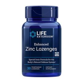 Enhanced Zinc Lozenges (30 veg lozenges)